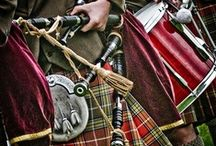 Bagpipes/Scottish stuff / I'm on the practice chanter now...bagpipes someday!!! / by Robyn Cain
