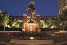 Of Campus Beautiful by Day and Night / by OU Alumni