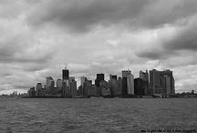 Skyscrapers / Dei grattacieli mi piacciono l'altezza, la perfezione e la vicinanza al cielo...