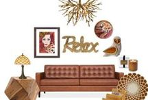 Home & Decor / by Pendientera