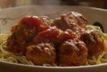 Recipes: Italian / by Sonia McNeil