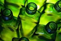 Green, Vert, Verde / by Tim