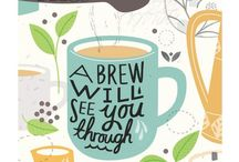 Tea + Coffee <3 / by Kaity Sue
