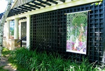 trellis & lattice indoors+out / by wall scenes > holly alderman