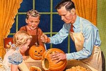 Halloween Vintage  / by Susie Moroney
