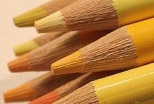 Yellow, Jaune, Giallo / by Tim
