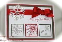 Christmas card inspiration / by Christine Keller