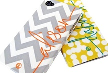 iphone cases  / by Lillian Smith