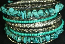 The Color Turquoise / by Cheryl Ramey