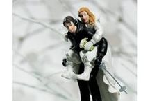 Winter Wedding Ideas / Some great ideas for beautiful Winter weddings / by Enduring Promises