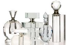 Beautiful Perfume Bottles / by Cheryl Ramey