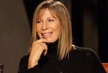 Barbra Streisand, the one & only  / by Barb Miller