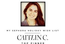 My Sephora Holiday Wishlist