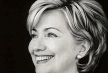 Hillary/2016 / by Cheryl Ramey
