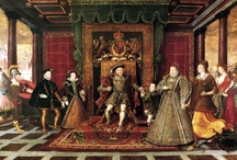 Tudor Times / History / by Debora Orrick