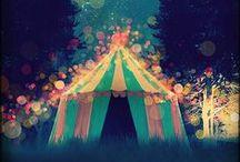 Circus & burlesque / by Pendientera
