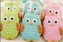 Owl Birthday Party / Owl themed birthday party ideas and inspiration
