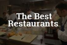The Best Restaurants / A collection of some of the top restaurants across the US