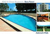 4545 N Ocean Blvd | Boca Raton FL, 33431 | The Henri Frank Group / Award winning famous architecture of the Admirals Walk can be yours. This stunning remodeled unit is rarely found as Short Sale, must be approved by lenders. Tropical Gardens view & sweeping panoramic waterviews from every room. Marble floors, granite, stainless in kitchen. Contact The Henri Frank Group at info@henrifrank.com.