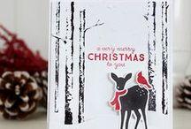 Card Inspiration - Christmas