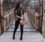Street Fashion / Street Fashion con atuendos económicos y de alta gama Fashion Blogger TuFashionPetite