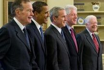 Mr. President  & all who surround him / by Barb Miller