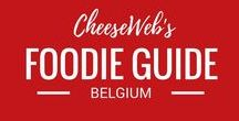 CheeseWeb's Foodie Guide to Belgium / We think Belgium is the foodie capital of the world. Here are some of our favourite restaurants, shops, bars, drinks and more from Flanders, Wallonia and, of course, Brussels.