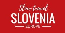 Slovenia / Although we are based in Belgium, we love to travel. Exploring Europe is one of the highlights of living here. We've not yet been to Slovenia, but you can bet, it's on our travel wish list!