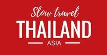 Thailand / Thailand is on our travel bucket list. We can't wait to travel to this amazing Asian destination.