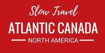 Canada's Atlantic Provinces / The beautiful corner of the world where we were born - Travel all of Canada's East Coast: New Brunswick, Prince Edward Island, Nova Scotia and Newfoundland.