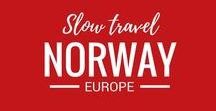 Norway / Although we are based in Belgium, we love to travel. Exploring Europe is one of the highlights of living here. We've not yet been to Norway, but you can bet, it's on our travel wish list!