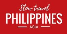 Philippines / The Philippines is on our travel bucket list. We can't wait to travel to this amazing Asian destination.