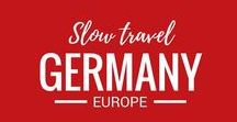 Germany / Although we are based in Belgium, we love to travel. Exploring Europe is one of the highlights of living here. We've already visited Germany and it's on our travel wish list to travel there again!