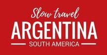 Argentina / Argentina is on our travel bucket list. We can't wait to travel to this amazing South American destination