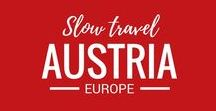 Austria / Although we are based in Belgium, we love to travel. Exploring Europe is one of the highlights of living here. We've already visited Austria and it's on our travel wish list to travel there again!