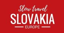 Slovakia / Although we are based in Belgium, we love to travel. Exploring Europe is one of the highlights of living here. We've not yet been to Slovakia, but you can bet, it's on our travel wish list!