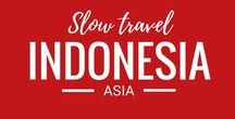 Indonesia / Indonesia is on our travel bucket list. We can't wait to travel to this amazing Asian destination.