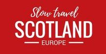 Scotland / Although we are based in Belgium, we love to travel. Exploring Europe is one of the highlights of living here. We've not yet been to Scotland, but you can bet, it's on our travel wish list!