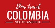 Colombia / Colombia is on our travel bucket list. We can't wait to travel to this amazing South American destination