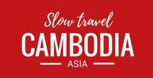 Cambodia / Cambodia is on our travel bucket list. We can't wait to travel to this amazing Asian destination.