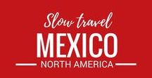 Mexico / Mexico is on our travel bucket list. We can't wait to travel to this amazing American destination