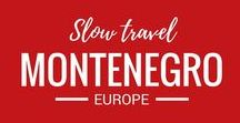 Montenegro / Although we are based in Belgium, we love to travel. Exploring Europe is one of the highlights of living here. We've not yet been to Montenegro, but you can bet, it's on our travel wish list!