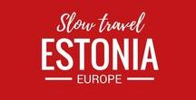 Estonia / Although we are based in Belgium, we love to travel. Exploring Europe is one of the highlights of living here. We've not yet been to Estonia, but you can bet, it's on our travel wish list!