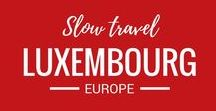 Luxembourg / Although we are based in Belgium, we love to travel. Exploring Europe is one of the highlights of living here. We've already visited Luxembourg and it's on our travel wish list to travel there again!