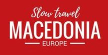 Republic of Macedonia / Although we are based in Belgium, we love to travel. Exploring Europe is one of the highlights of living here. We've not yet been to Macedonia, but you can bet, it's on our travel wish list!
