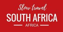 South Africa / South Africa is on our travel bucket list. We can't wait to travel to this amazing African destination