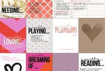 Project Life Ideas and Printables