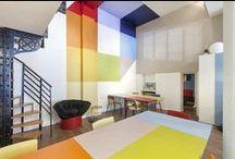 Work Spaces / Internal branding, work space design: come l'identità di un'impresa passa dai colori e gli spazi del tuo ufficio