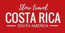 Costa Rica / Costa Rica  is on our travel bucket list. We can't wait to travel to this amazing South American destination