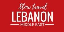 Lebanon / Lebanon is on our travel bucket list. We can't wait to travel to this amazing Asian destination.